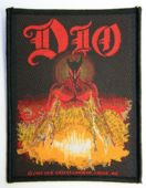 Dio - 'Last in Line' Woven Patch
